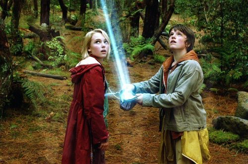 Bridge to Terabithia: Jess and Leslie