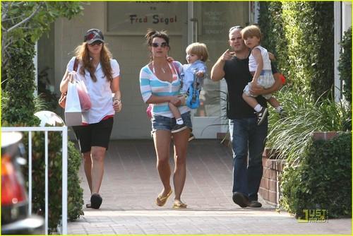 Britney in California