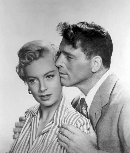 Burt Lancaster & Deborah Kerr