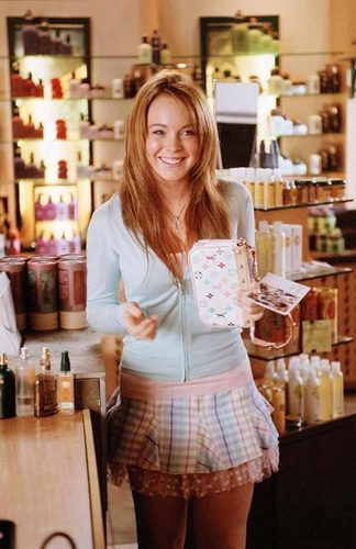 Mean Girls wallpaper with a tobacco shop called Cady