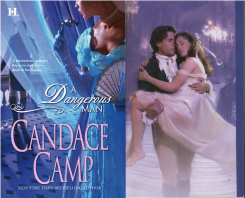Historical Romance wallpaper containing a sign entitled Candace Camp
