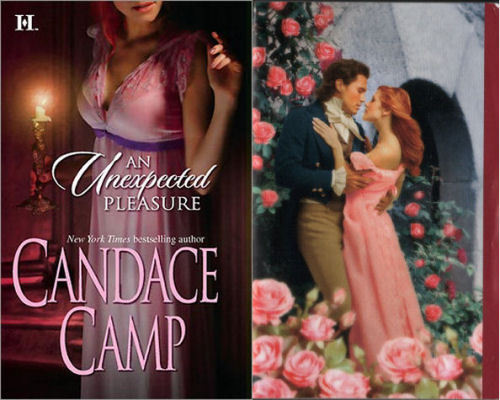 Historical Romance wallpaper possibly with a bouquet, a bridesmaid, and a dinner dress titled Candace Camp