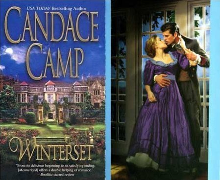 Historical Romance wallpaper titled Candace Camp