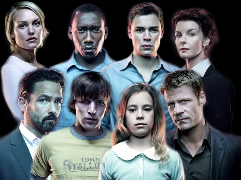 cast of the 4400