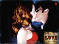 Christian and Satine - movie-couples wallpaper