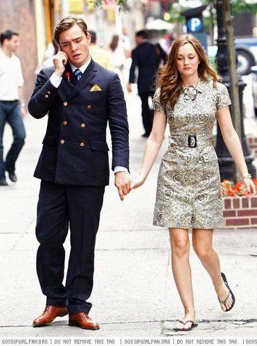 Chuck & Blair