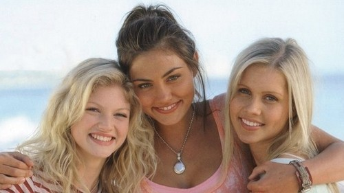 Cleo, Emma and Rikki