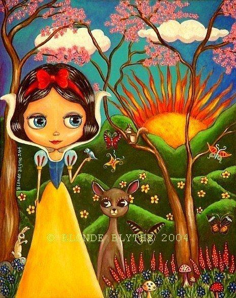 Cutie Snow White