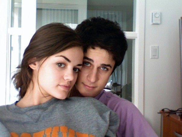 David Henrie and Lucy Kate Hale images David & Lucy ... Lucy Hale And David Henrie 2017