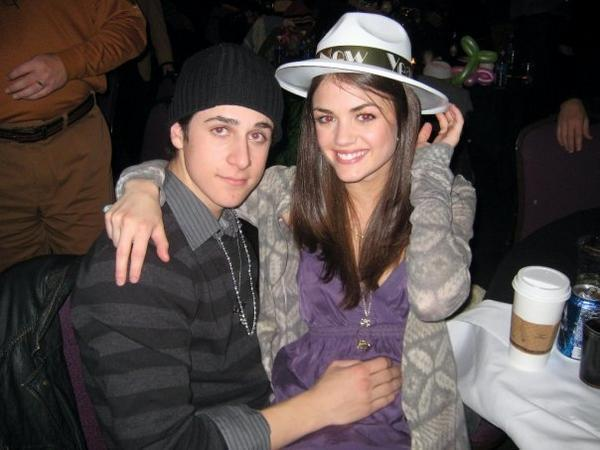 David Henrie and Lucy Kate Hale images David & Lucy on New ... Lucy Hale And David Henrie 2017