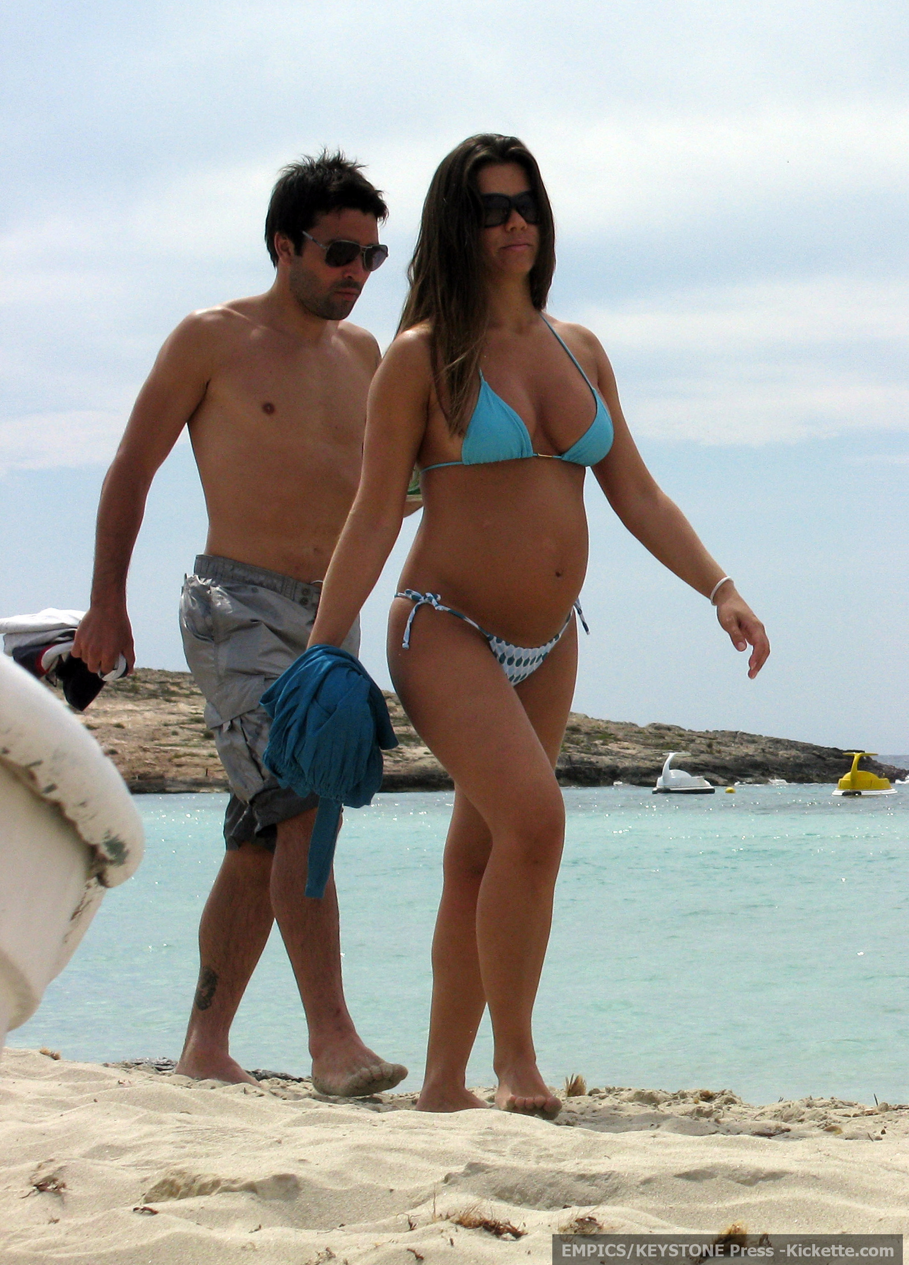WAGs Deco And His New 3rd Wife