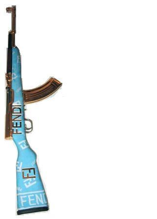 Designer 枪