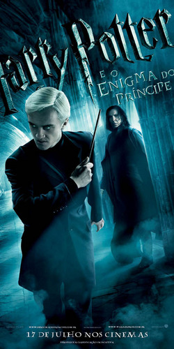 Draco Malfoy, Severus Snape - The Half-Blood Prince