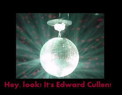 Edward Cullen: Dance Club fantaisie