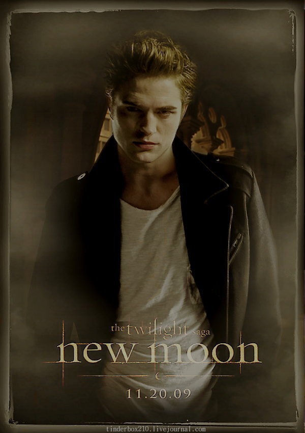 Edward New Moon Twilight Series Photo 6958151 Fanpop