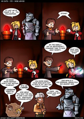 Edward vs. Harry