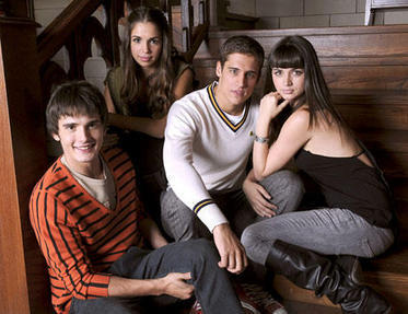El Internado- Cast