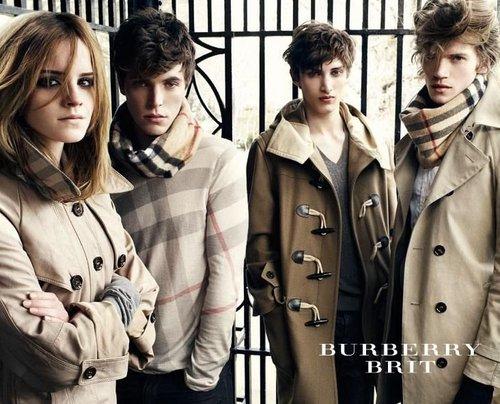 Emma//Burberry