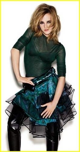 Emma - Elle Magazine