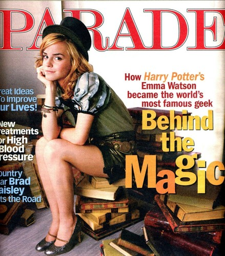 Emma Watson Magazine Cover