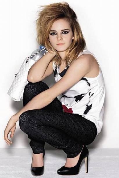 Emma in Elle magazine