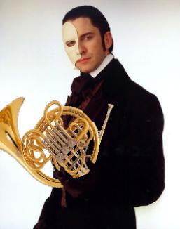 Erik and a Horn