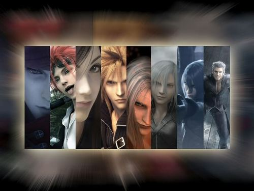 FINAL fantasia 7 ADVENT CHILDREN