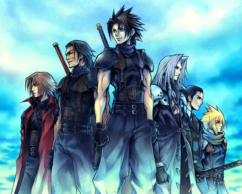 Final Fantasy VII پیپر وال with عملی حکمت titled Final Fantasy VII