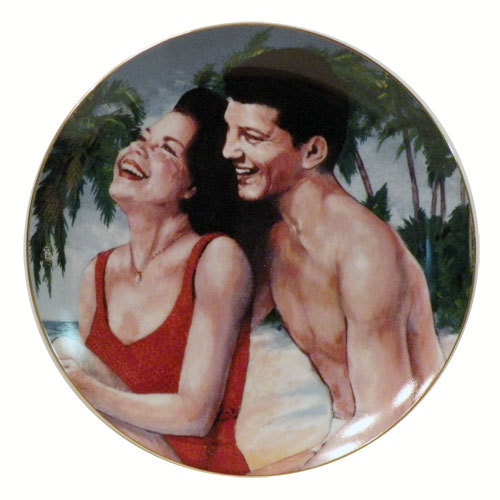 Frankie and Annette Collector's Plater