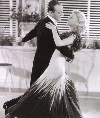 फ्रेड Astaire & Ginger Rogers