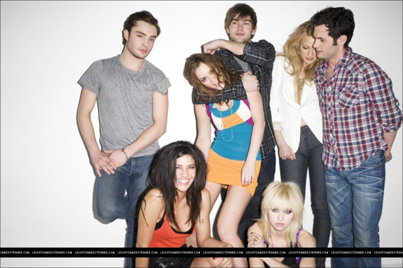 GG Cast - Fans of Gossip Girl