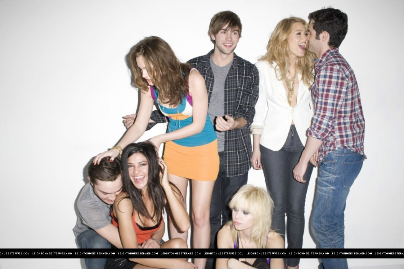 Fans of Gossip Girl images GG Cast HD wallpaper and background photos ...