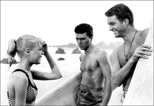 Gidget, Kahoona and Moondoggie - classic-movies Photo