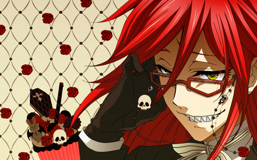 Grell Sutcliffe images Gothic Prince HD wallpaper and background photos