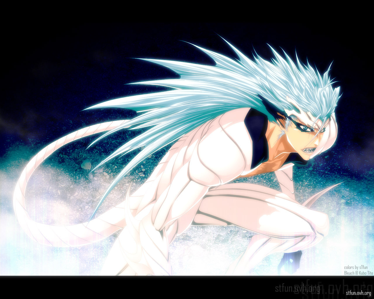 Bleach Anime GrimmjowGrimmjow Jeagerjaques Release Form