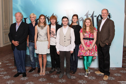 HP and the Half-Blood Prince ロンドン Photocall