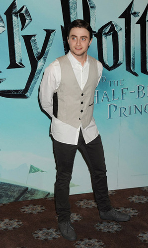 HP and the Half-Blood Prince London Photocall