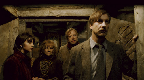 Half-Blood Prince movie stills