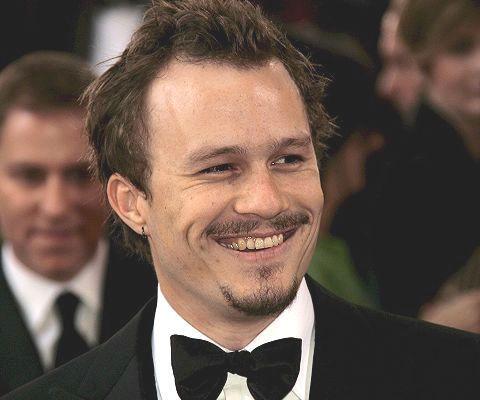 Heath at the Academy Awards 2006