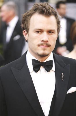 Heath at the Academy Awards 2006