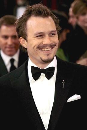 히스 레저 바탕화면 titled Heath at the Academy Awards 2006