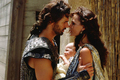 Hector and Andromache - troy photo