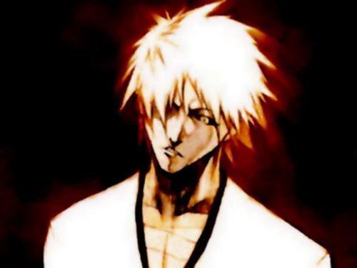 animé Bleach fond d'écran entitled Hollow Ichigo