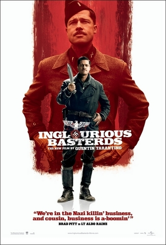 Inglourious Basterds Обои entitled Inglourious Basterds Poster