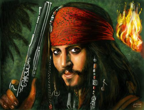 Jack Sparrow :)
