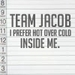 Jake * - team-jacob icon