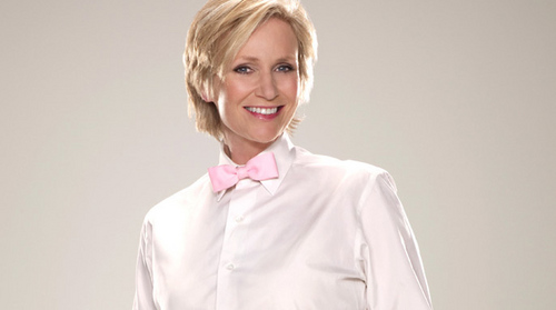 Jane Lynch is Constance Carmell