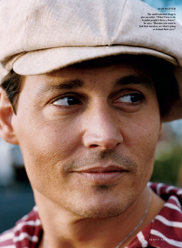 Johnny Depp photoshoots 2009