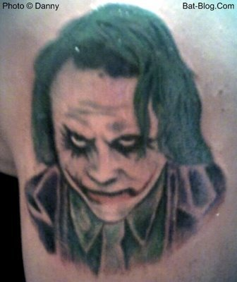 Size:190x248 - 37k: Joker Tattoos
