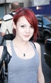 Kathryn Prescott - Met Bar - skins photo